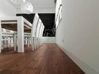Roble Floors Wood Brown