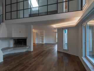 Eyecatcher im Haus:  Wohnzimmer von Raumtakt GmbH