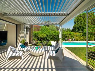 Garden by estudio crearte, Modern