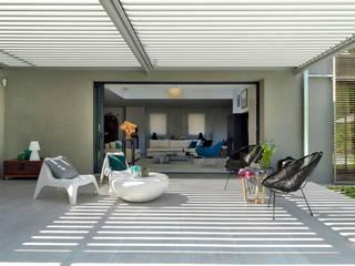 Patios & Decks by estudio crearte, Modern