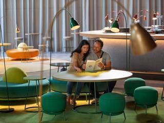 Restaurante en Museo Reina Sofía: Comedores de estilo  de crearte estudio
