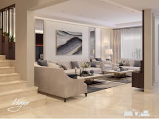 Vogue Design Classic style living room