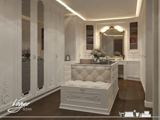 Vogue Design Classic style dressing room
