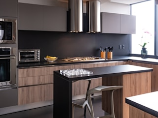 Kitchen by Concepto Taller de Arquitectura,