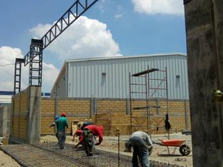 Construcción Industrial de disey sa de cv Industrial