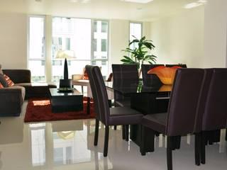 Living room by Servicios Inmobiliarios e Hipotecarios Orsil
