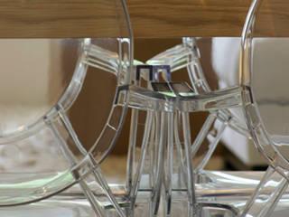 Cristina Szabo Designer de Bem-Estar ComedorSillas y banquetas Sintético Transparente