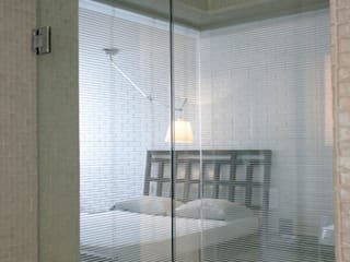 Cristina Szabo Designer de Bem-Estar BathroomBathtubs & showers
