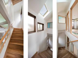 光と風のリノベーション住宅 の 株式会社小木野貴光アトリエ 級建築士事務所 北欧