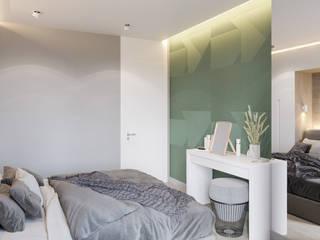 3D Визуализация маленькой квартиры от Александр Таран