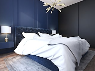 Camera da letto in stile  di Ambience. Interior Design