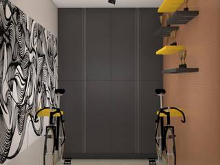 JL - Garagem: Fitness  por Tric Studio Arquitetura