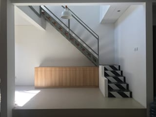 indra firmansyah architects Stairs