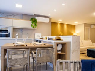 La Decora 現代廚房設計點子、靈感&圖片 Beige
