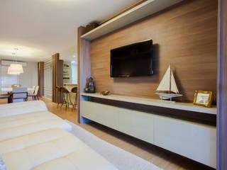 La Decora 现代客厅設計點子、靈感 & 圖片 Beige