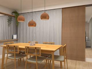 La Decora 餐廳 Wood effect