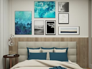 La Decora 小臥室 MDF Blue