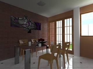 Comedor: Comedores de estilo  por ARDI Arquitectura y servicios