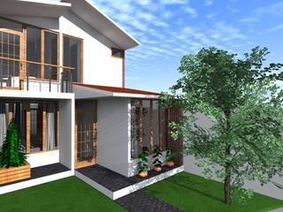 ARDI Arquitectura y servicios Small houses Concrete White