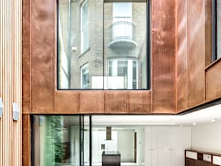 Welbeck Street IQ Glass UK Multi-Family house Copper/Bronze/Brass Brown