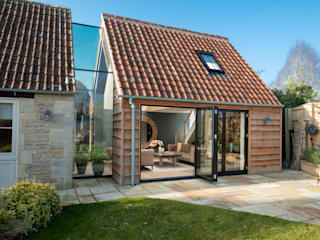 The Stables IQ Glass UK Modern walls & floors Glass Transparent