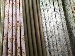 ผลงานผ้าม่านที่เราตัดเย็บ อยู่โชว์รูมถนนพาหุรัด:   by Fabric Plus Co Ltd