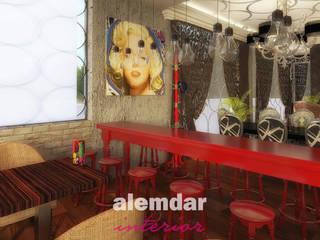 elif alemdar interior – Cafe Restoran : modern tarz , Modern