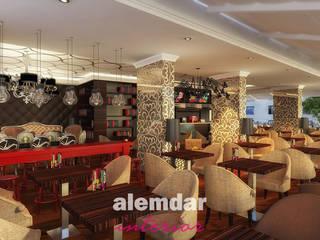 Cafe Restoran elif alemdar interior Modern