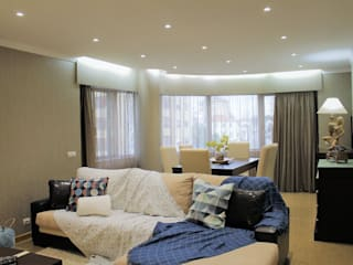 Home Staging - design de interiores para o apartamento do Candal -Gaia por PROJETARQ