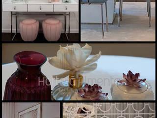 Apartamento Montijo Salas de estar modernas por Hortelã Pimenta Interiores Moderno