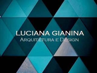 projeto: Edifícios comerciais  por Luciana Gianina - Arquitetura & Design