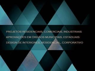 projeto: Espaços comerciais  por Luciana Gianina - Arquitetura & Design