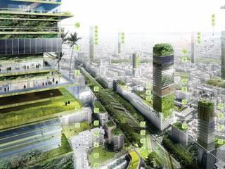 de estilo  por  Villarreal Arquitectos y Urbanistas Asociados S.C. , Clásico