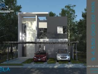 Oficinas y Tiendas de estilo  por  Villarreal Arquitectos y Urbanistas Asociados S.C. , Clásico