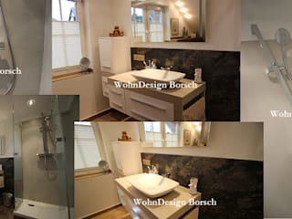 Malerbetrieb Dirk Borsch Modern bathroom