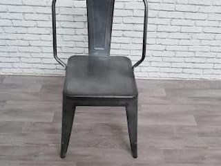 Chaise Iron Factory By LA&KA Design' par LA&KA Design' Industriel