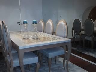 Sala refeições: Salas de jantar  por BATUKE