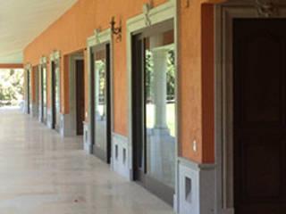 Casas modernas de BP construcciones & acabados Moderno