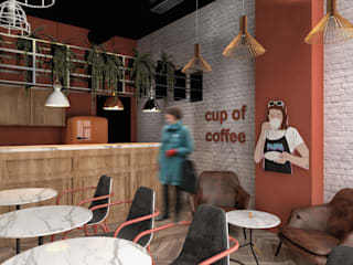 Coffee Like CRK İÇ MİMARLIK İskandinav
