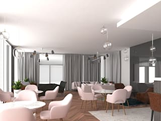 Lounge Design CRK İÇ MİMARLIK