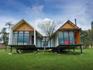 par Camacho Estudio de Arquitectura Rural