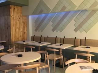 Galeão Bar por Designer's Mint Studio Escandinavo