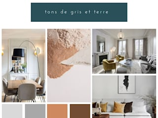 Moodboard par SO Design Scandinave