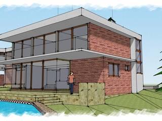 CASA DE LA BARRA:  de estilo  por RCR Arquitectos