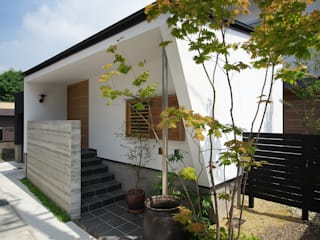 スタジオグラッペリ 1級建築士事務所 / studio grappelli architecture office Chalets & maisons en bois