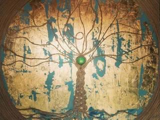 TREE OF LIFE von Sommerhusdesign Ausgefallen