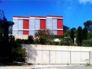 Proyecto de vivienda en la costa del Baix Ebre. Feng Shui y Entorno Natural de Arpa'Studio Arquitectura y Feng Shui Moderno