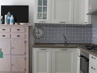 Cocinas de estilo  por Caleidoscopio Architettura & Design, Clásico
