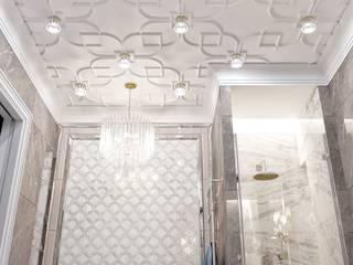 Baños de estilo  por Проектно-строительная компания УралДеко, Ecléctico