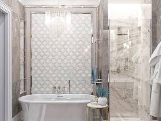 Проектно-строительная компания УралДеко의  욕실, 에클레틱 (Eclectic)